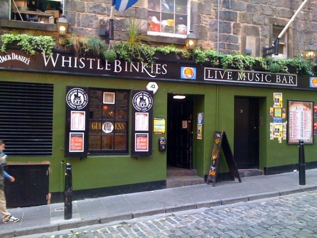 Whistlebinkies
