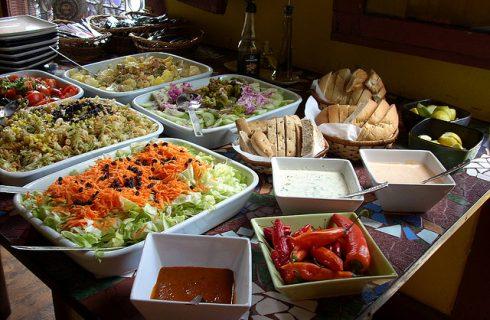 Le ricette di Ferragosto per un buffet fresco e leggero