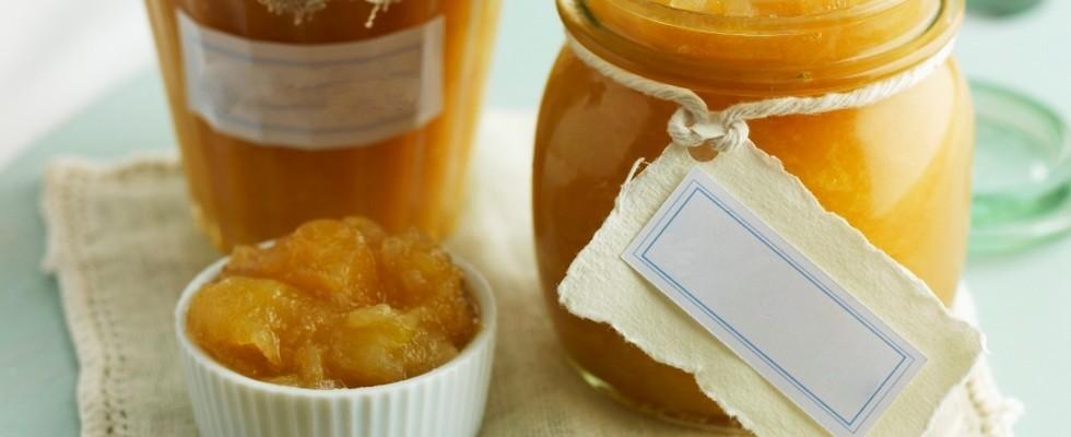 Chutney di mele e zenzero
