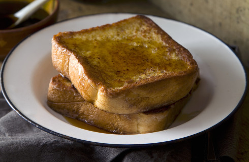 French toast dagli Stati Uniti
