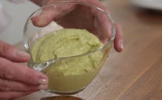 Pesto di zucchine crudo