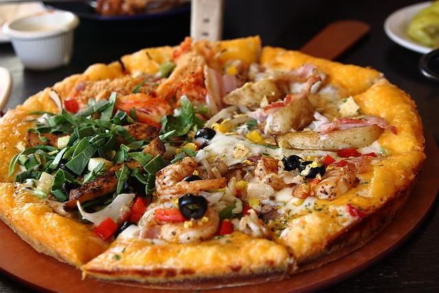 korean pizza