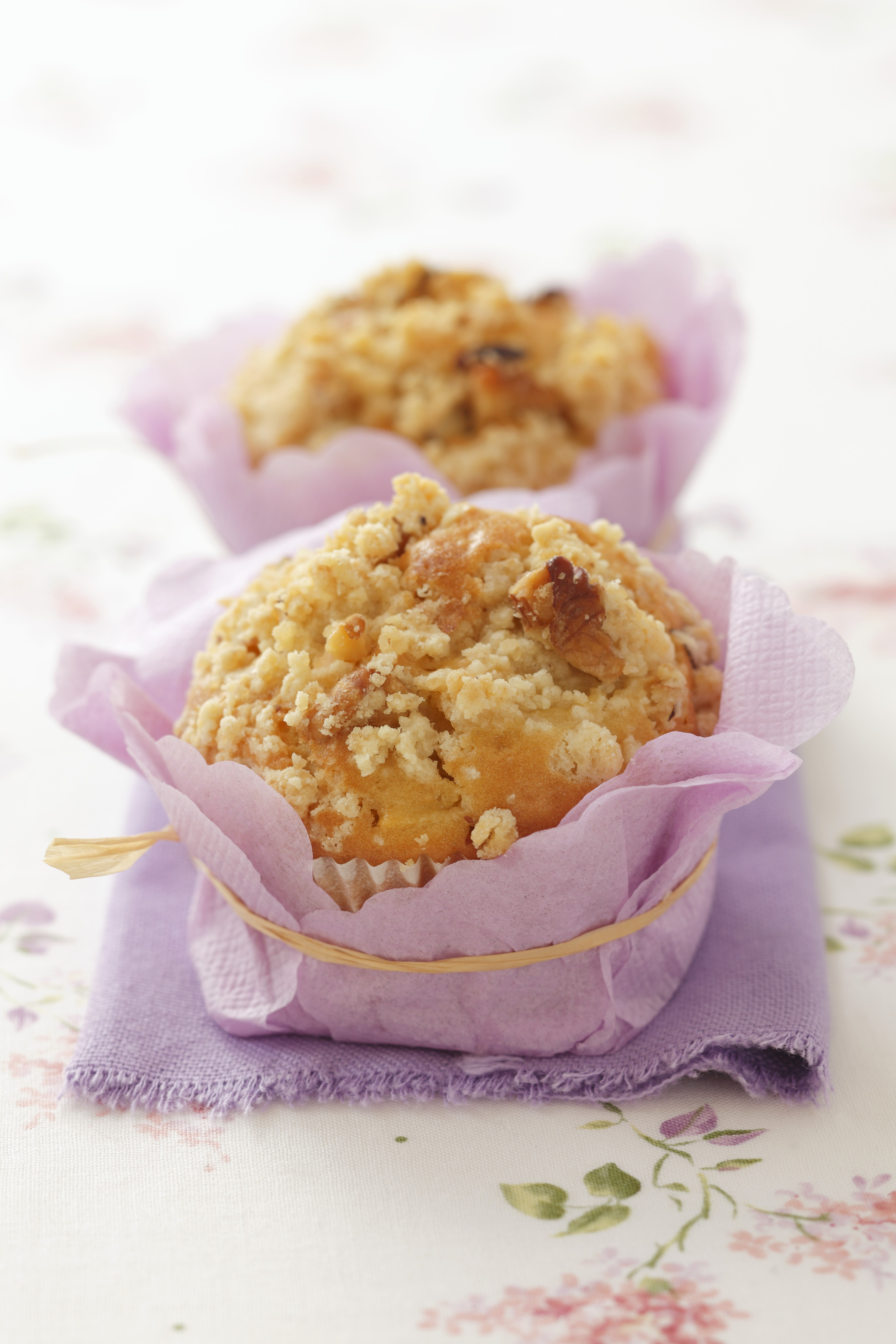 Ricetta Muffin Di Mele.Muffin Alle Mele Ricetta Inglese Agrodolce