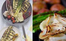 Come usare le verdure grigliate in insalata con la ricetta per l'estate
