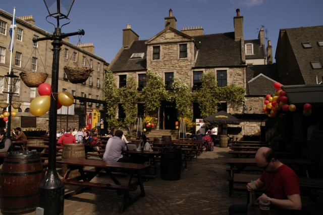 pear tree house pub edimburgo
