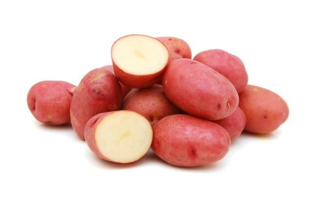 patata rossa