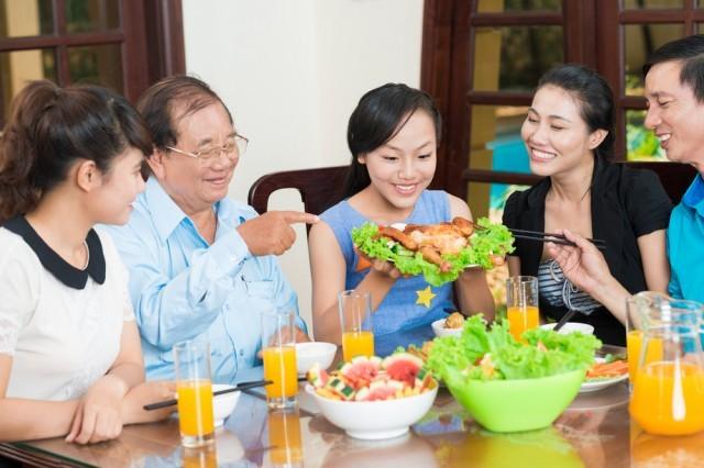 Mangiare in Cina