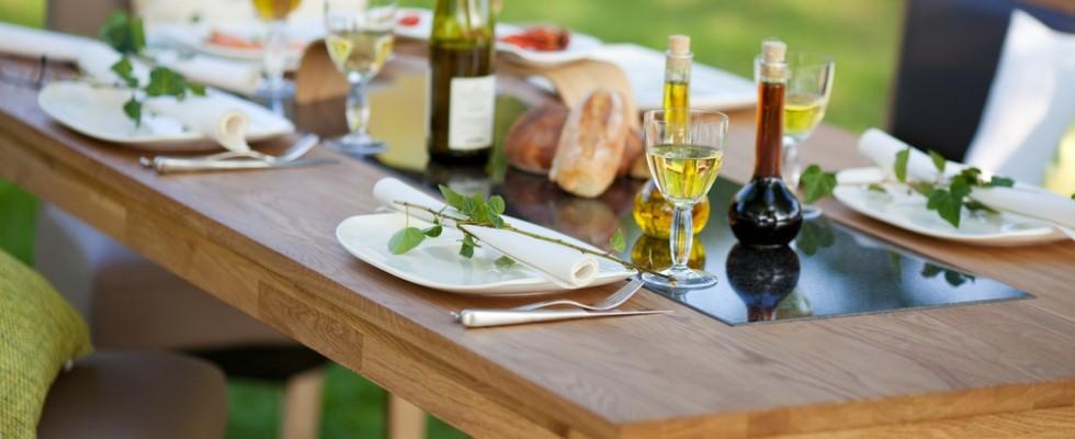 3 menu per le cene d'estate
