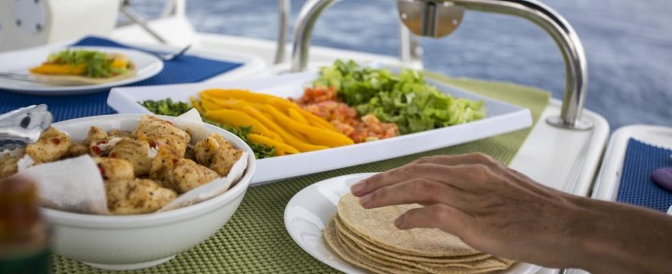 Cosa cucinare in barca: pezzogna, tonno e pesce spada