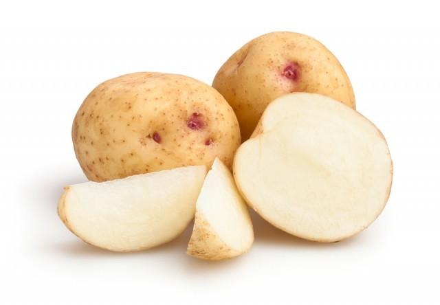 patate a pasta bianca