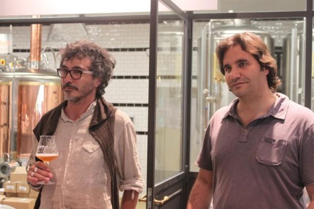 Teo Musso e Leonardo di Vincenzo