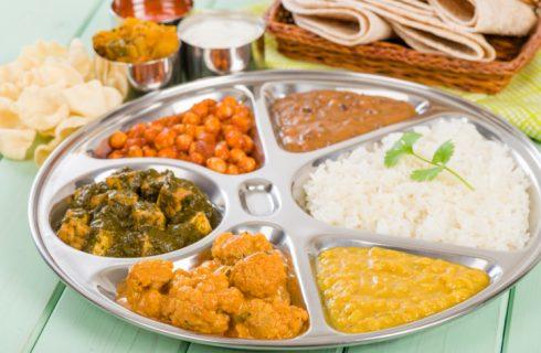 La cucina indiana nelle ricette della tradizione millenaria