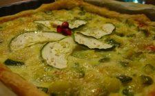 La torta salata alle zucchine per il pic nic di Ferragosto