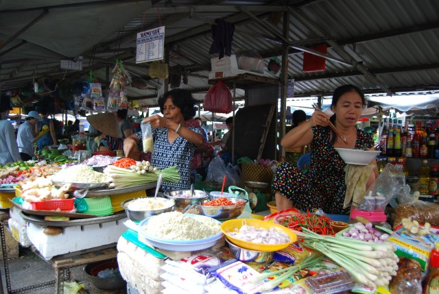 street food vietnamita