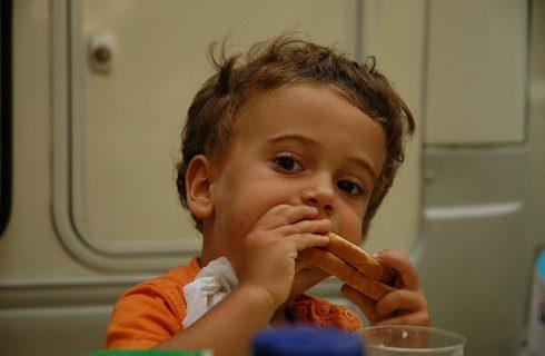 5 ricette facili per la merenda dei bambini