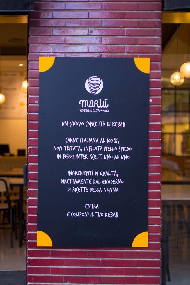 Milano: Mariù, kebabberia gastronomica - Foto 3