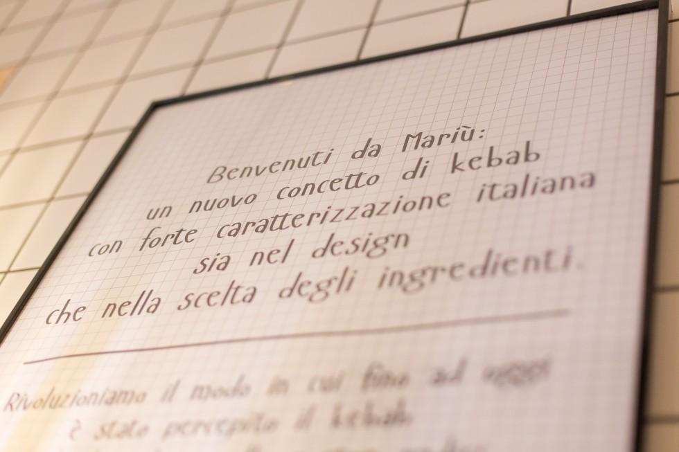 Milano: Mariù, kebabberia gastronomica - Foto 2