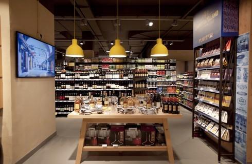 Carrefour: a Milano piazza Gramsci il market si fa bottega