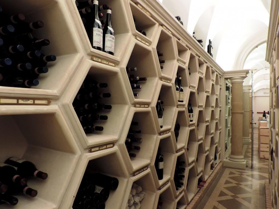 Wine Caveau di Taste of Roma: La Pergola - Foto 1