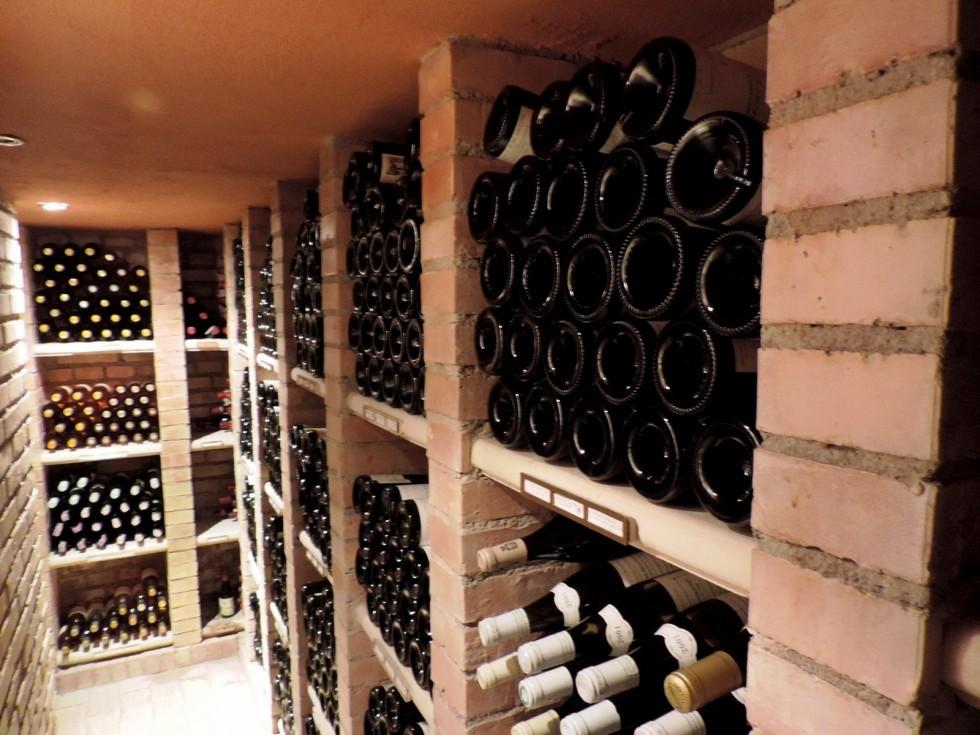 Wine Caveau di Taste of Roma: La Pergola - Foto 3