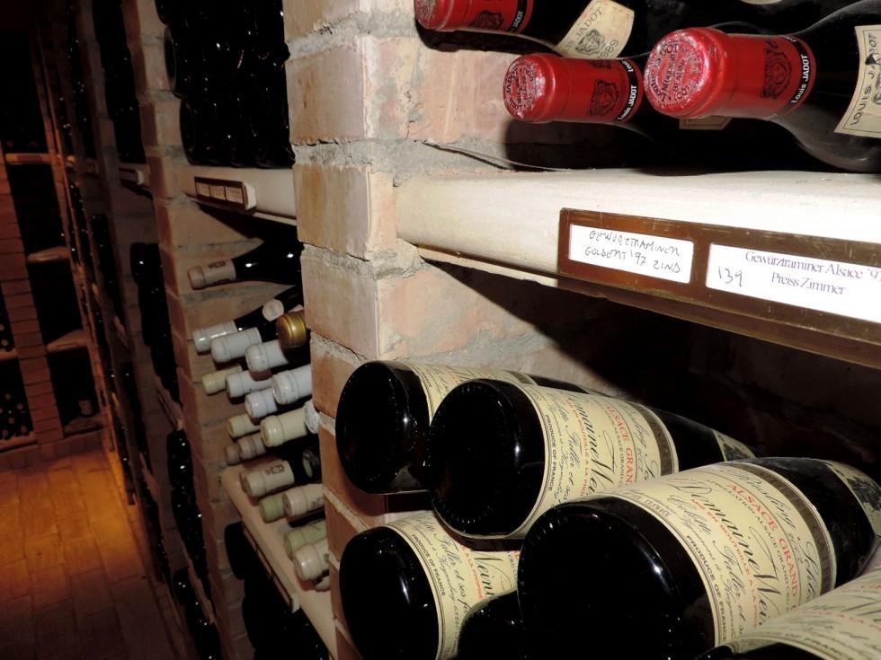 Wine Caveau di Taste of Roma: La Pergola - Foto 4