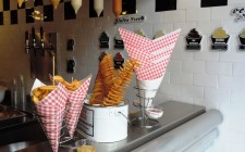 Fries, Roma