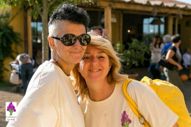 Cristina Bowerman, una delle più attive organizzatrici di Fiorano for Kids.