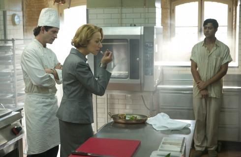Al cinema per Amore, Cucina e Curry