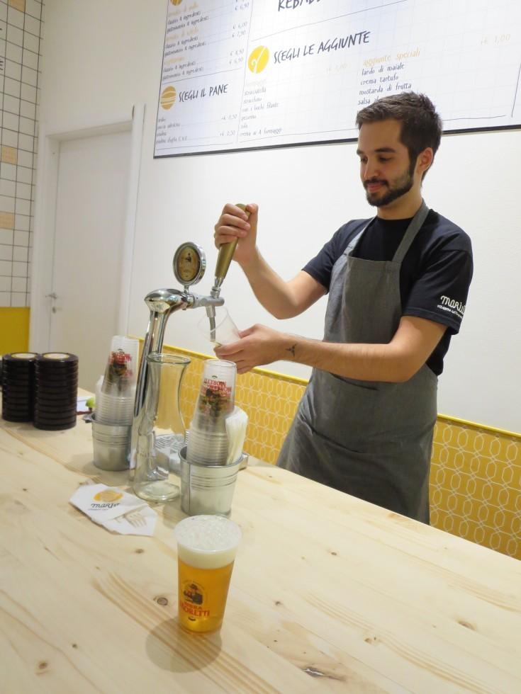 Milano: Mariù, kebabberia gastronomica - Foto 9
