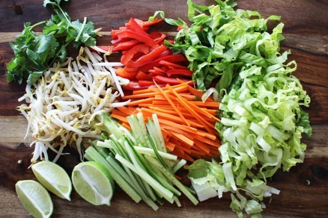 Ingredienti vietnamiti