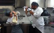 Marta in cucina: potere ai giovani