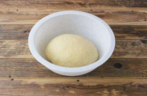 La preparazione delle fette biscottate