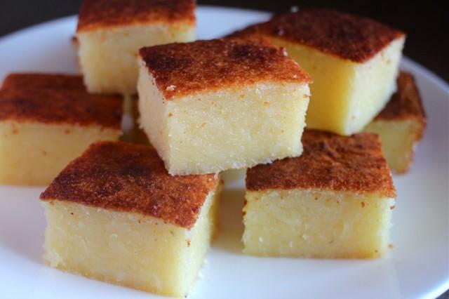 Vietnamese Cassava Cake