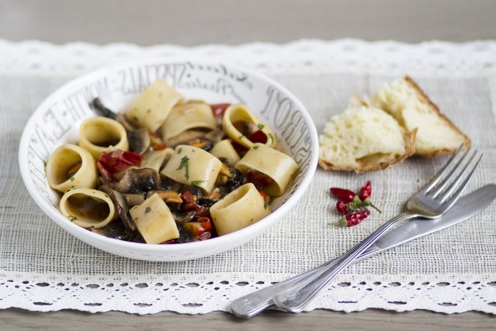 I migliori piatti con i funghi - Foto 1