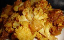 Come preparare il cavolfiore al curry con la ricetta light