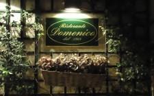 Domenico dal 1968, Roma