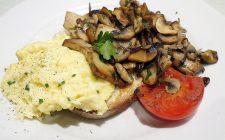 I funghi trifolati light con la ricetta perfetta per la dieta