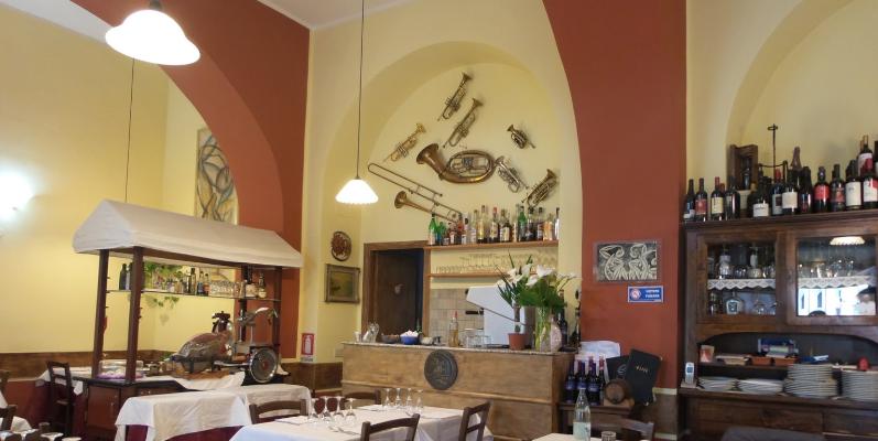 Hostaria Nomentana, Roma