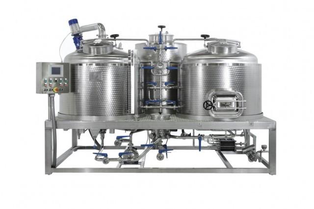 impianto per la birra