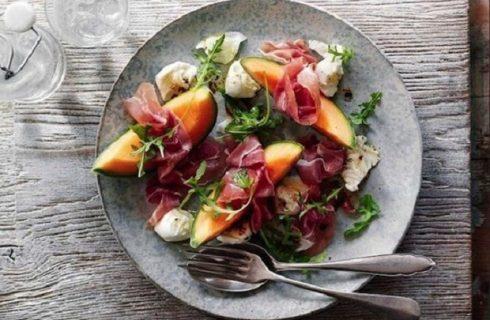Insalata di cantalupo: ecco la ricetta per l'antipasto sopraffino