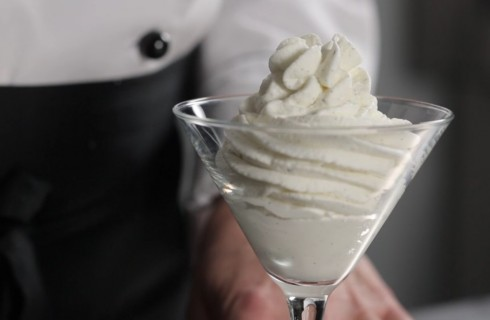 La video ricetta della crema chantilly