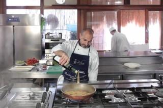Gli spaghetti al pomodoro di Domenico De Simone