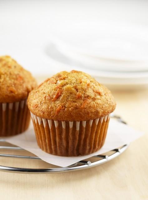 muffin alla carota