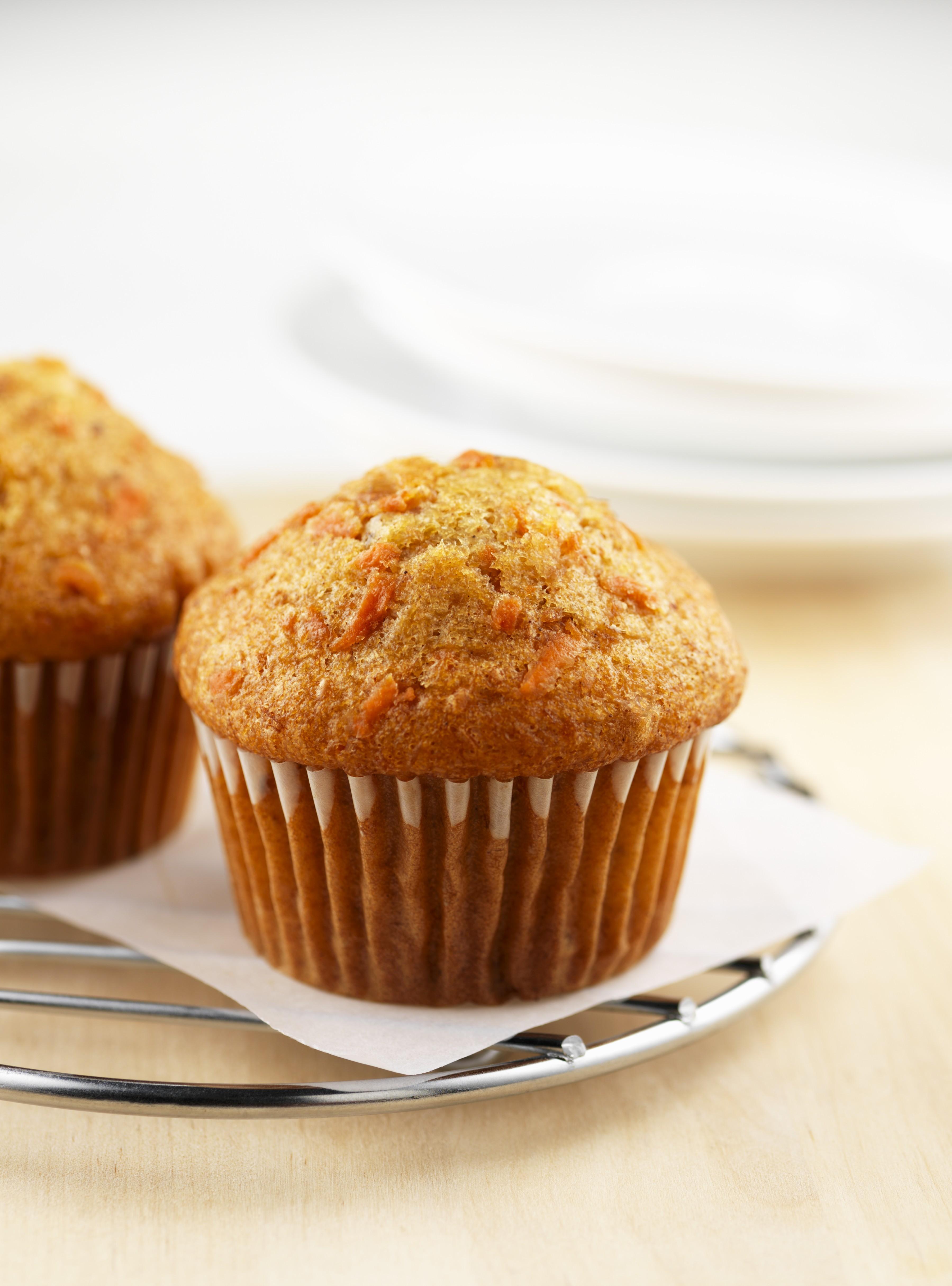 Ricetta Muffin Alle Carote.Muffin Alle Carote Ricetta Agrodolce