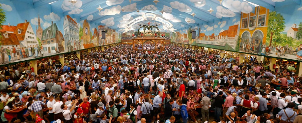 Cosa fare all'Oktoberfest 2016