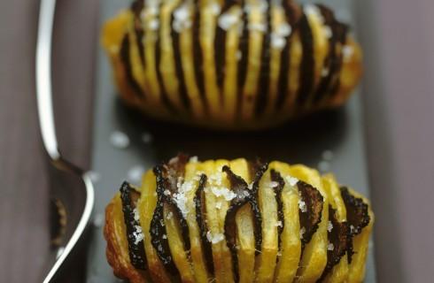 Patate al forno con tartufo