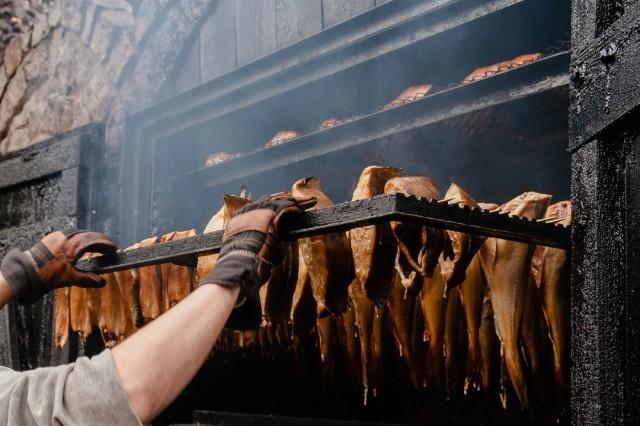 pesce affumicato