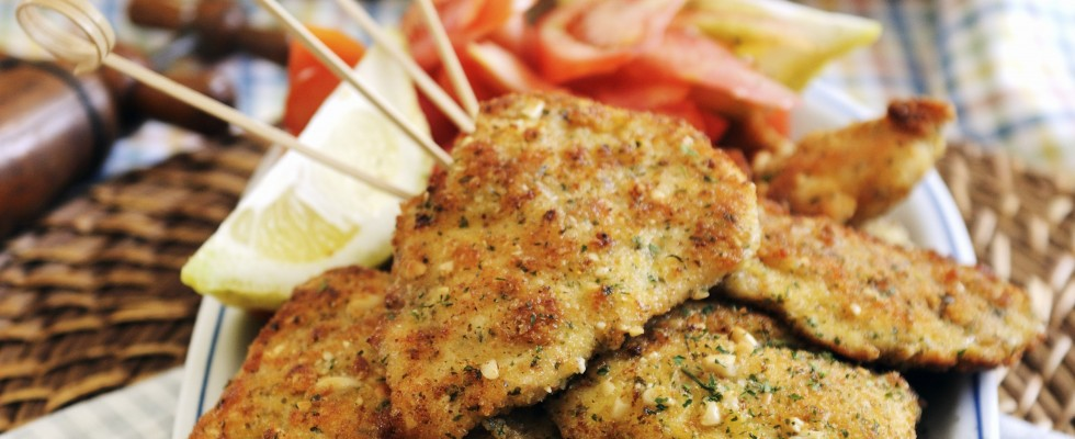 Petto Di Pollo Impanato Al Forno Ricetta Croccante E Light Agrodolce