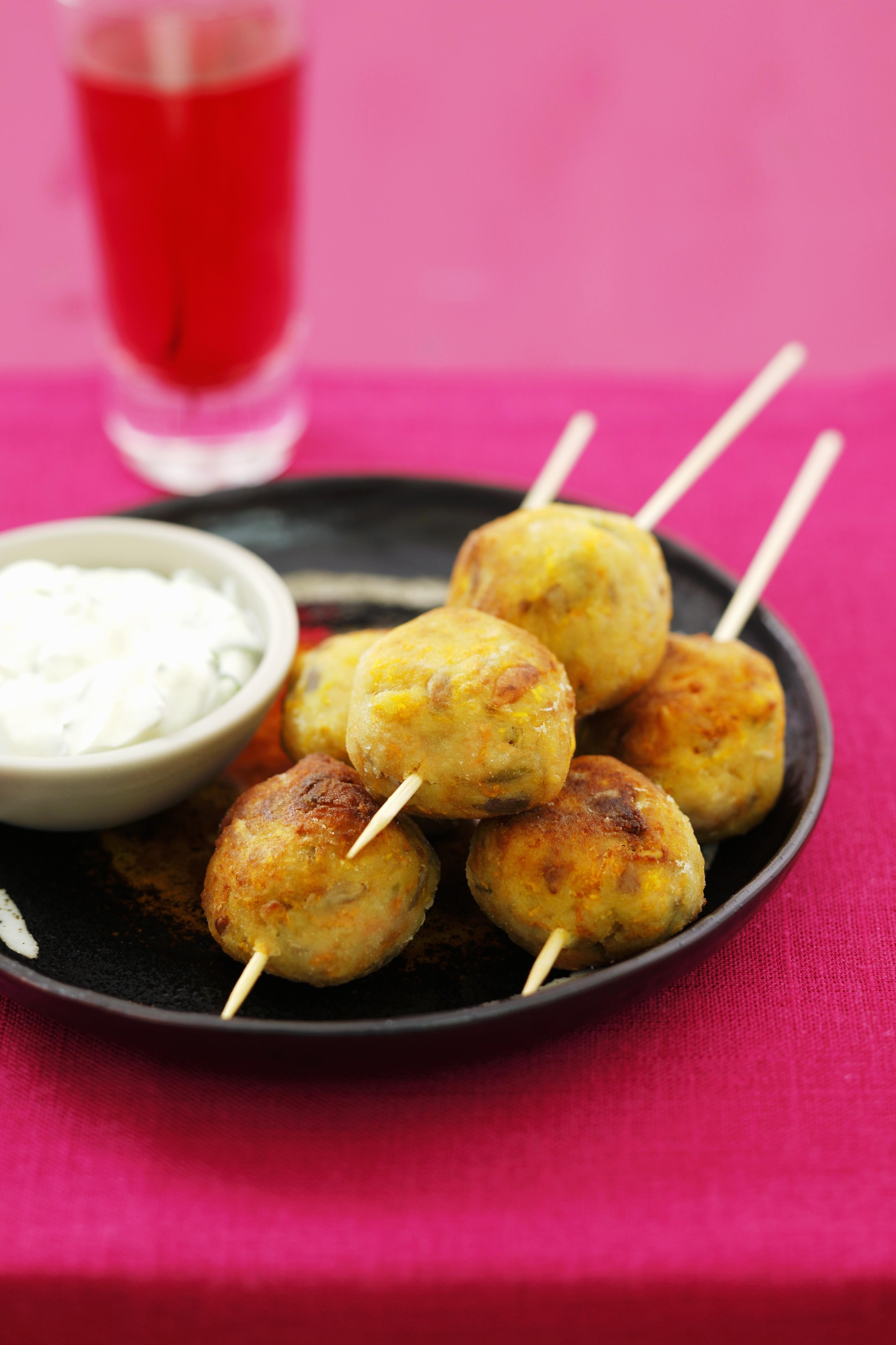 Polpette di zucca e patate sfiziose agrodolce - Cucinare patate americane ...