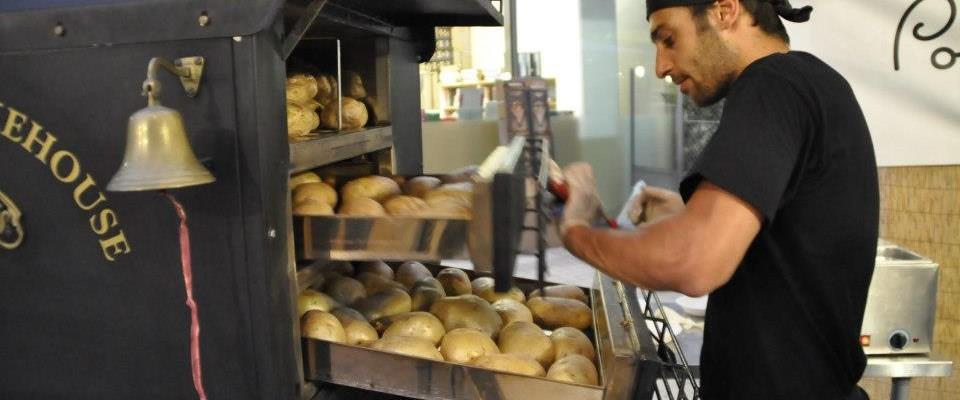 Baked potatoes: 10 condimenti perfetti